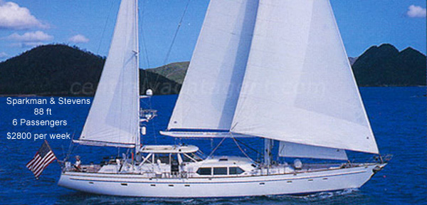 Sea Angel Yacht